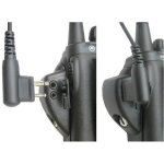 MOTOROLA - adapter ZŁĄCZA AKCESORIÓW do GP340,GP360, GP380...  HLN9716 multipin>2-pin