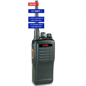 INTEK MT-446 W10 PROFESSIONAL HIGH POWER - radiotelefon, krótkofalówka PMR446
