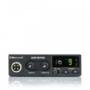 Alan 100 PLUS CB Radio