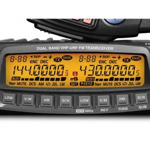 INTEK HR-2040 DUOBANRER VHF/UHF/AIR*