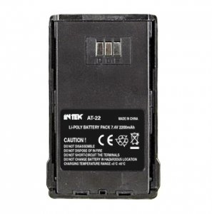 INTEK - AKUMULATOR AT-22 do MT-446EX, KT-380 ...  2200 mAh
